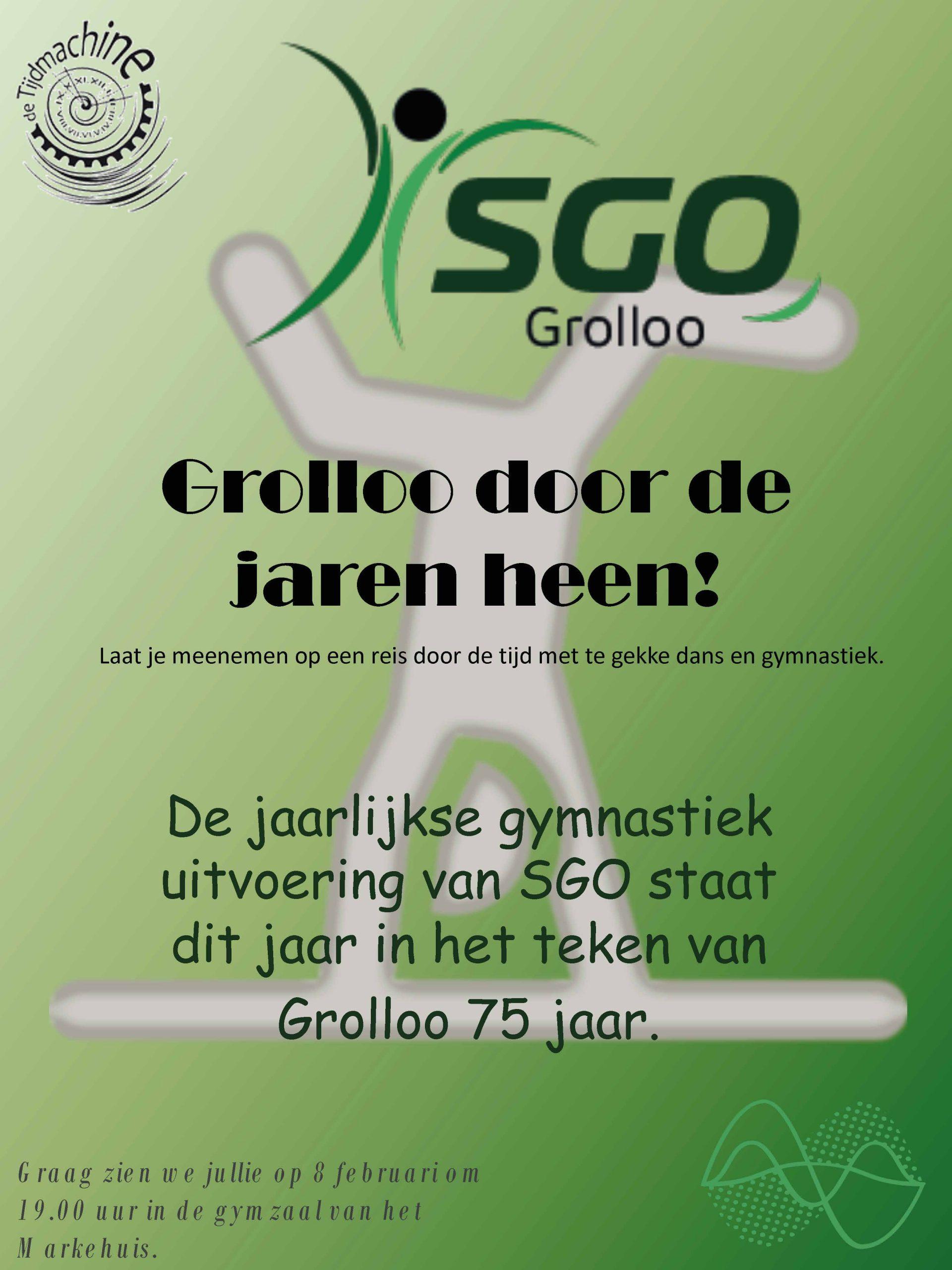 Gymuitvoering SGO
